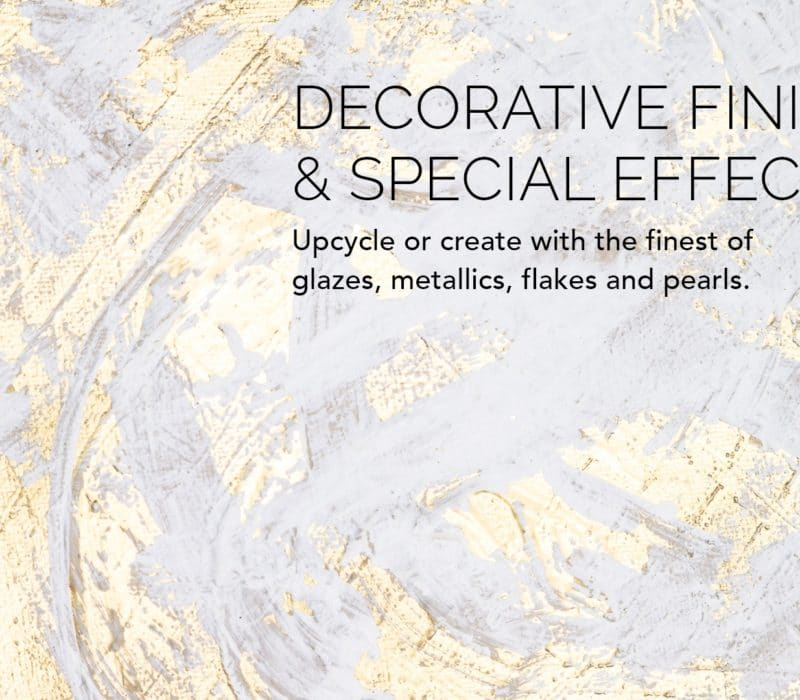 Decorative Finishes & Special Effects