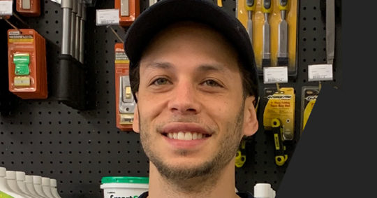 Employee of the Month – Kenny Diaz