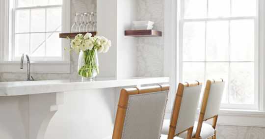 Modern Floral Wallpaper for Your Home