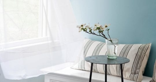 Refreshing Blue Paint Colors: Hello, Summer!