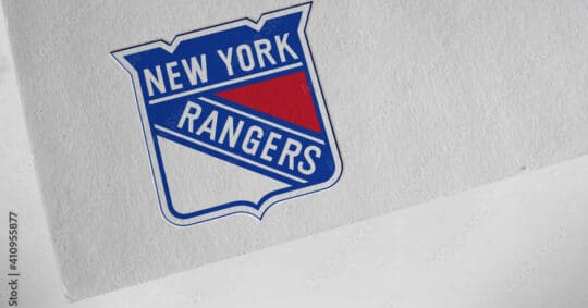 Exciting News: Benjamin Moore Named The Official Paint Partner of the New York Rangers!