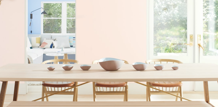 First Light: Benjamin Moore Color of the Year 2020 - Janovic