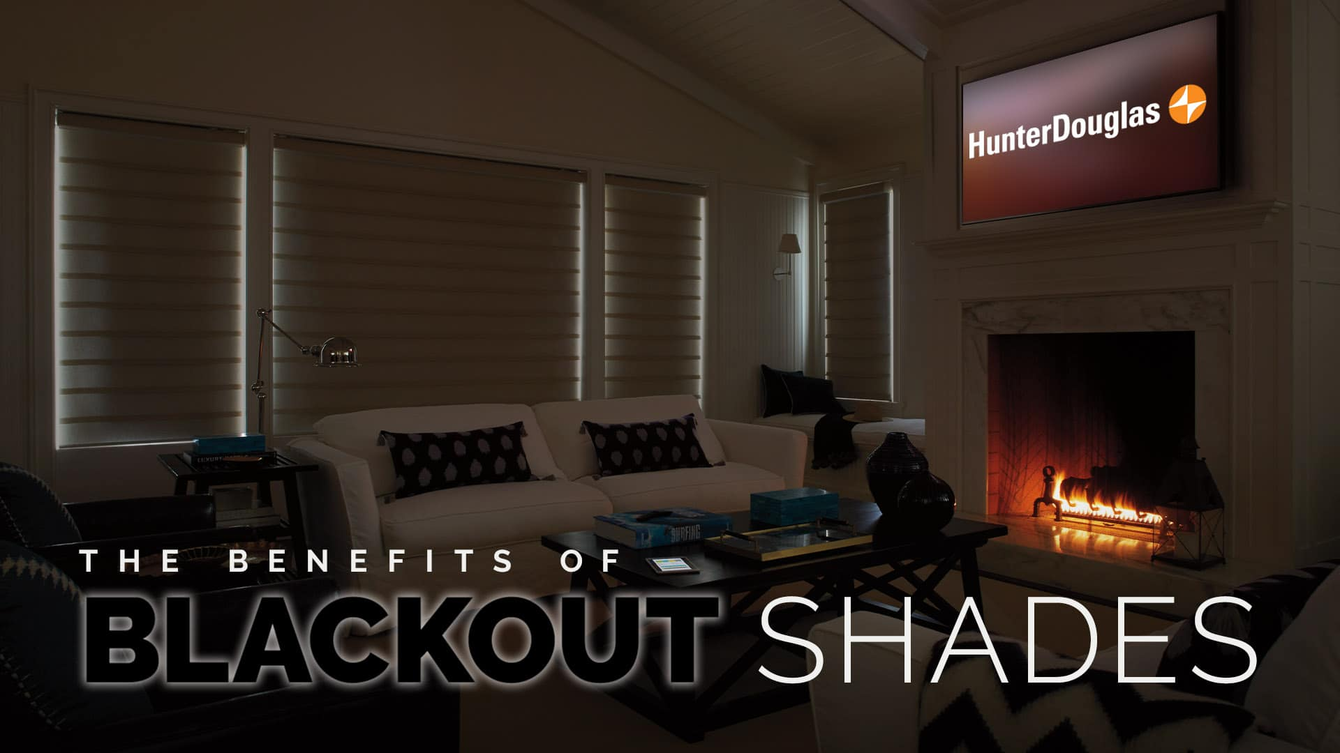 Benefits of Blackout Shades Title Card