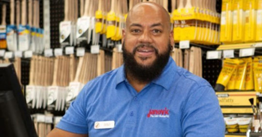 Employee of the Month – Tito Hernandez