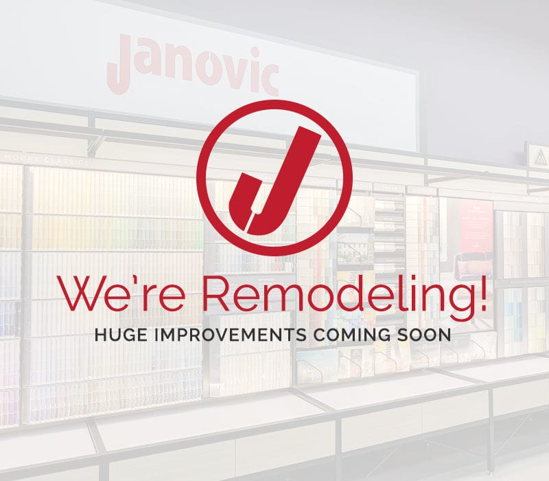 We're Remodeling! Huge Improvements Coming Soon