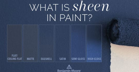 The Complete Guide to Paint Sheen