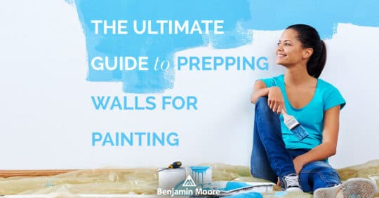 The Ultimate Guide to Prepping Walls for Painting